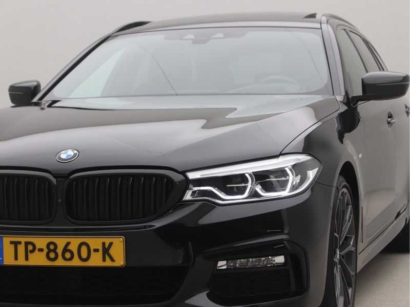 BMW 5 Serie Touring 530i High Executive M-Sport Automaat afbeelding 17