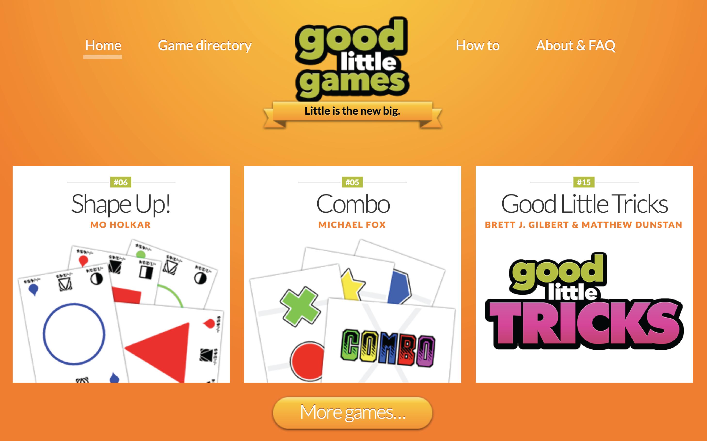 goodlittlegames screenshot