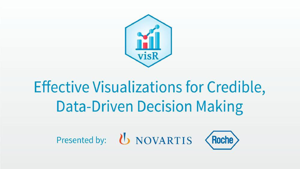 Effective Visualizations for Data Driven Decisions