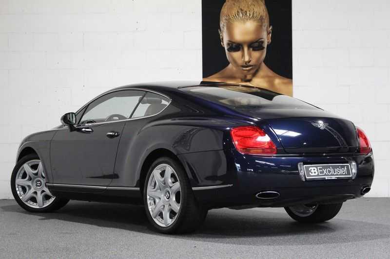 Bentley Continental GT 6.0 W12 Mulliner afbeelding 6