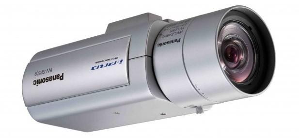 Panasonic i-Pro SmartHD WV-SP509