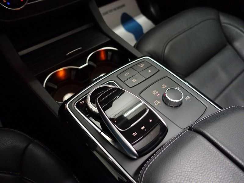 Mercedes-Benz GLE 43 AMG 4MATIC 368pk Aut- Panodak, Leer, Camera, Navi, Full! afbeelding 13