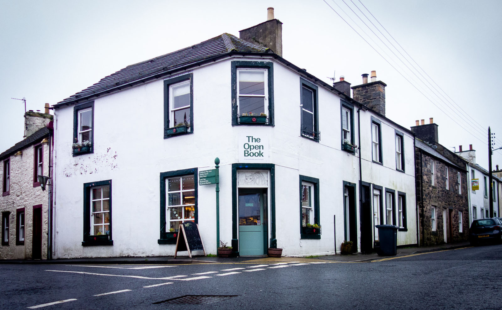 Wigtown Postcards: What It's Like to Run a Bookshop in Scotland's National Book Town