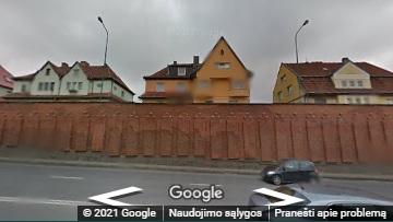 Juridinis adresas Klaipėda, H. Manto g. (pseudo)
