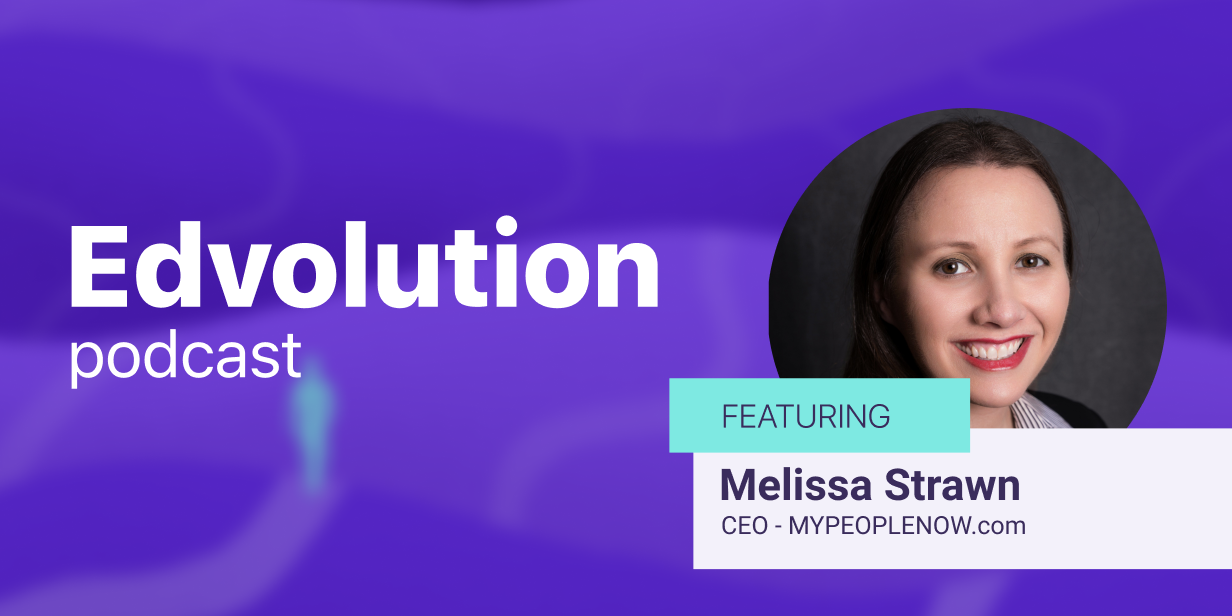 #8 | Melissa Strawn: Feeling Insecure, Overcoming Biases, Making Positive Change