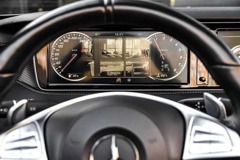 Mercedes-Benz S-Klasse S500 CABRIO AMG-LINE+BURMESTER+HEAD-UP NP.201K afbeelding 17