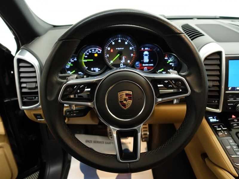 Porsche Cayenne 3.0 S E-Hybrid Sport 334pk Autom Bi Colour Leder, Panodak, Navi, Xenon Led afbeelding 8