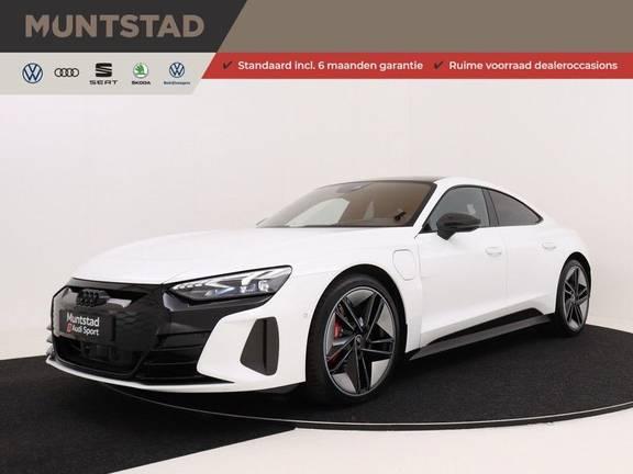 Audi e-tron GT RS | Stoelventilatie/Massage | Head-Up | Carbon | Matrix LED | 360 Camera | Nachtzicht |