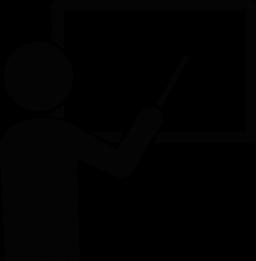 stick figure teacher