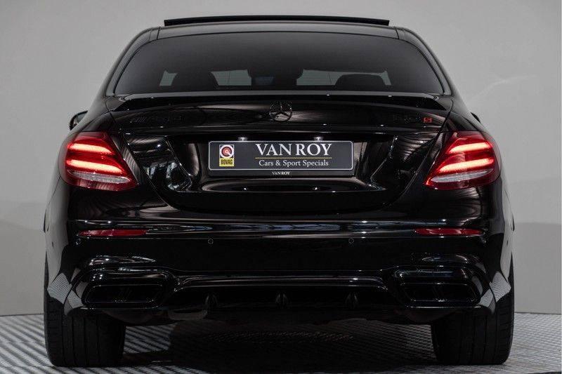 """Mercedes-Benz E-Klasse E63s AMG 4Matic 612pk Panoramadak Distronic Schaalstoelen Burmester ComandOnline Keyless 20"""" Parktronic Pdc VerlengdeGarantie t/m 03/2022 afbeelding 13"""