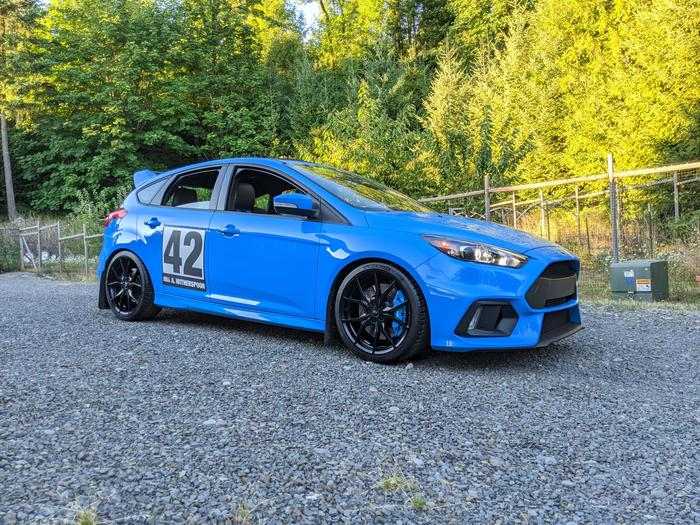 Ford RS Suspension Upgrades