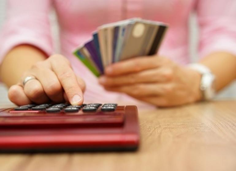 Foto representando Dívidas de cartão de crédito