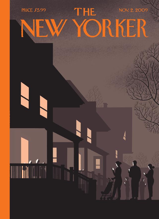 New Yorker - Chris Ware