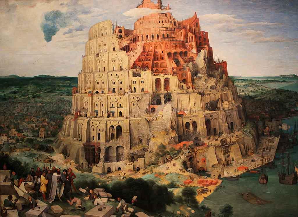 Tower of Babel (Babylon)