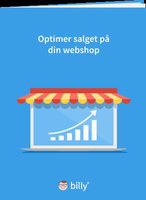 Optimér salget på din webshop
