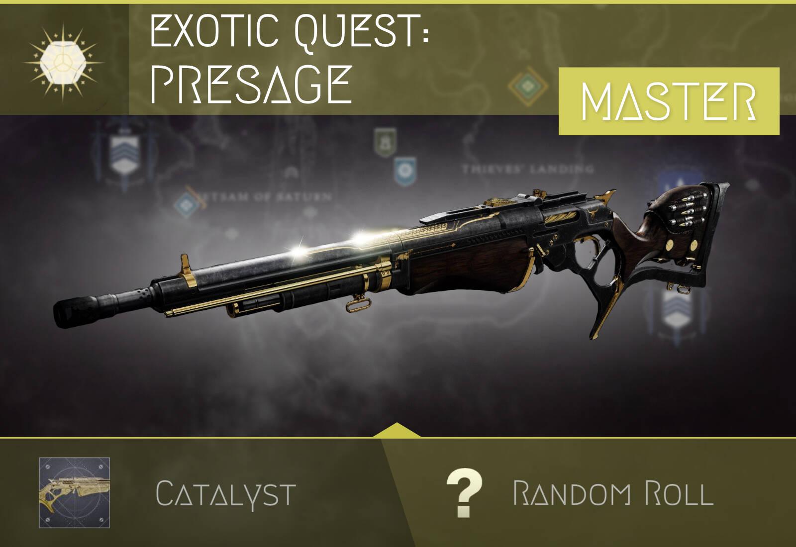 Presage Mission (Master)