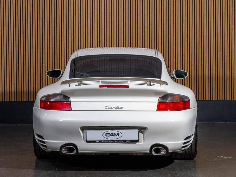 Porsche 911 3.6 COUPE TURBO afbeelding 6