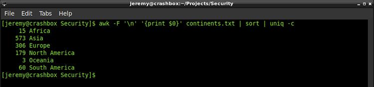 Analyzing attacks on my website