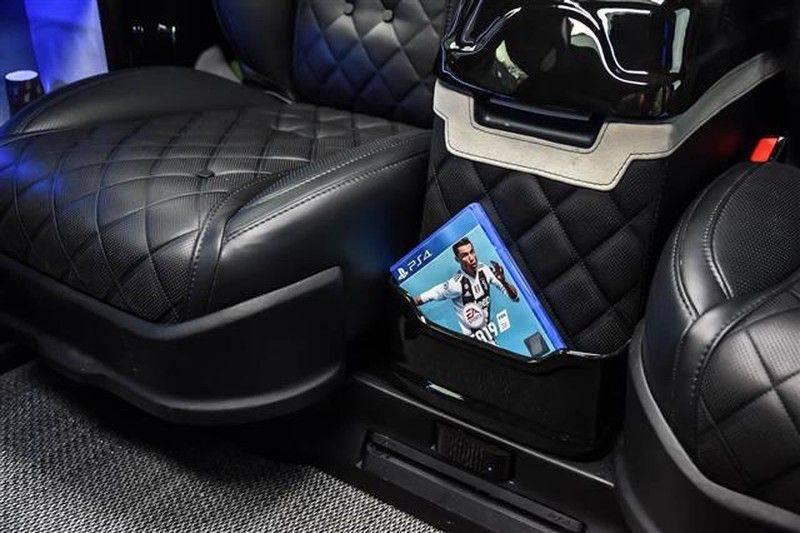 Mercedes-Benz V-Klasse V250D LANG VIP TV+4X CAPTAIN SEATS+CAMERA afbeelding 5