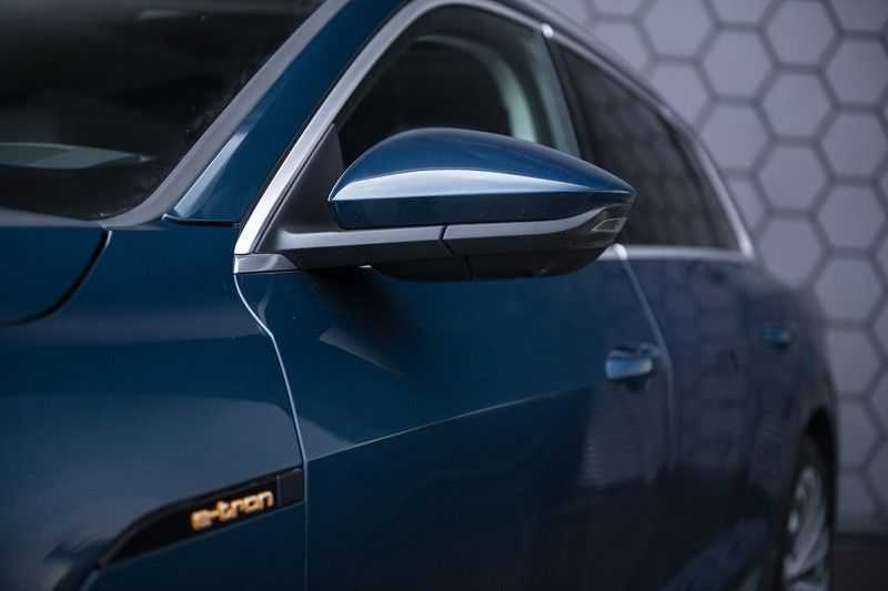 Audi E-tron 55 quattro Advanced Pro Line S NOVEMBER 2018!! € 146,- netto bijtelling pm! 4% bijtelling!! Massage + Head-up + Stoelkoeling afbeelding 18