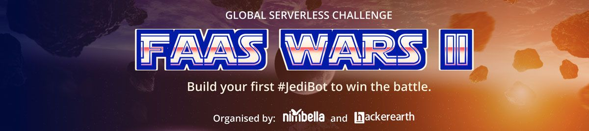 Build your first #jediBot to win the battle