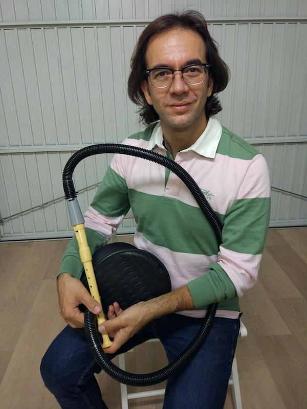 nestor flauta anti covid