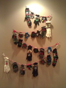 Need a project for all your mismatched mittens and gloves??