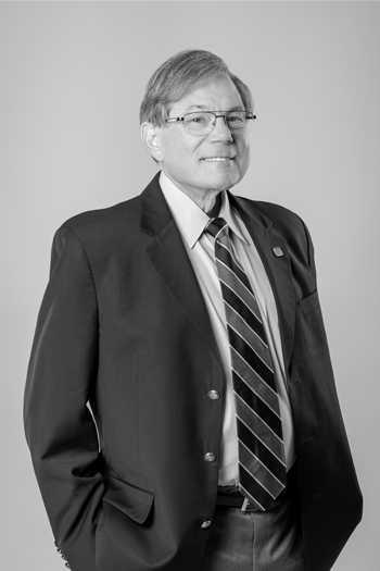 Potrait of E. Daniel DeLoach, MD