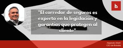 Seguimiento de siniestros de comunidades – Entrevista a Alejandro Marín, CEO de Brokalia