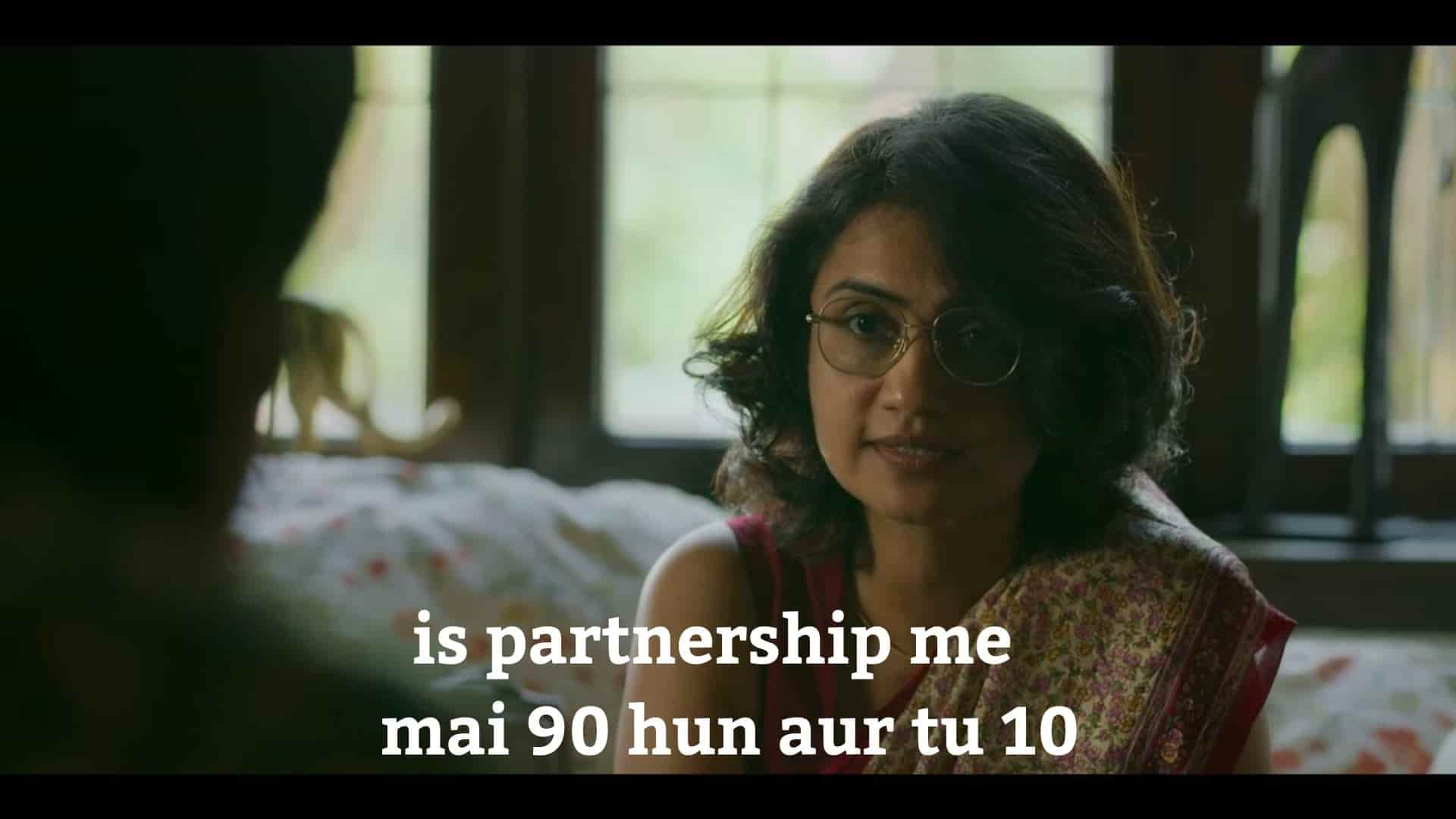 Sacred Games 2 Is Partnership Mein Main 90 Aur Tu 10