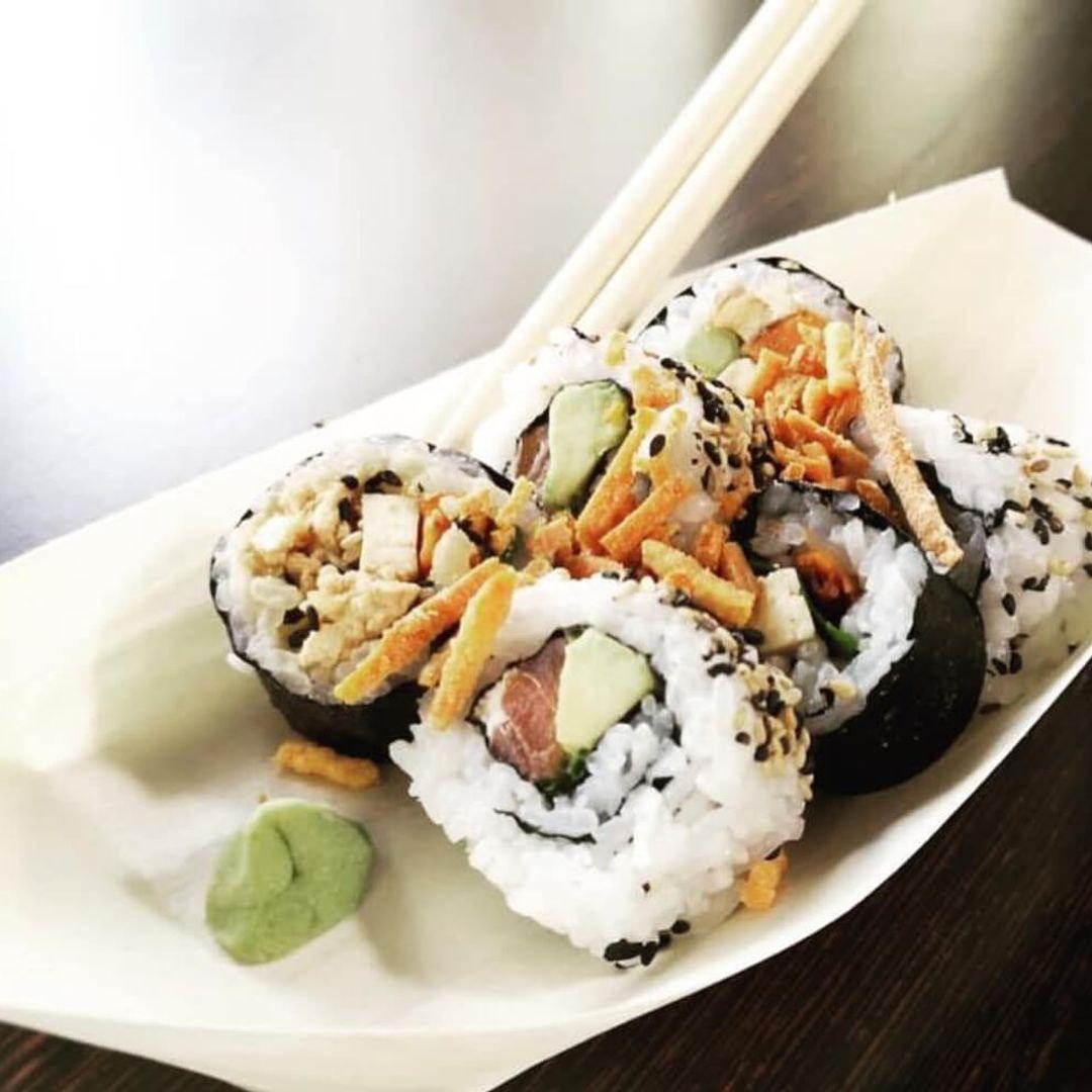 ONaROLL Sushi Leeds