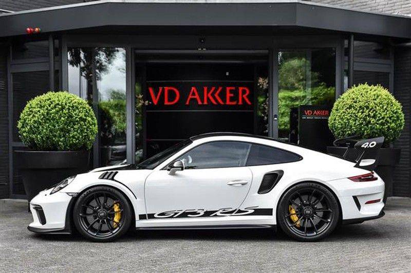 Porsche 911 GT3 RS PCCB+SPORTCHRONO+AKRAPOVIC+CAMERA afbeelding 6