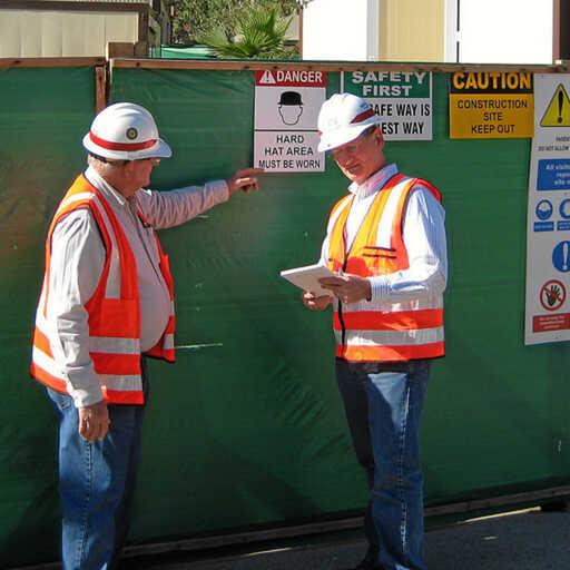 Safety Site Inspection Checklist