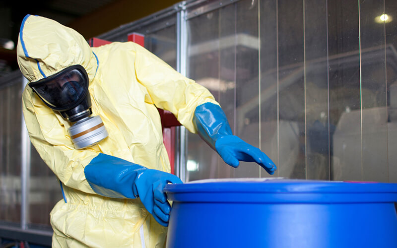 Biohazard and Accident Cleanup Tyler, TX