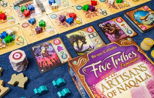 Five Tribes: Artisans of Naqala