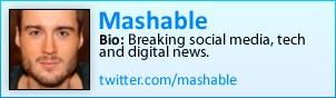 Mashable on Twitter