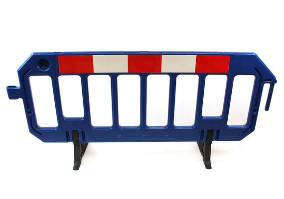 Blue Chapter 8 Barrier Front On