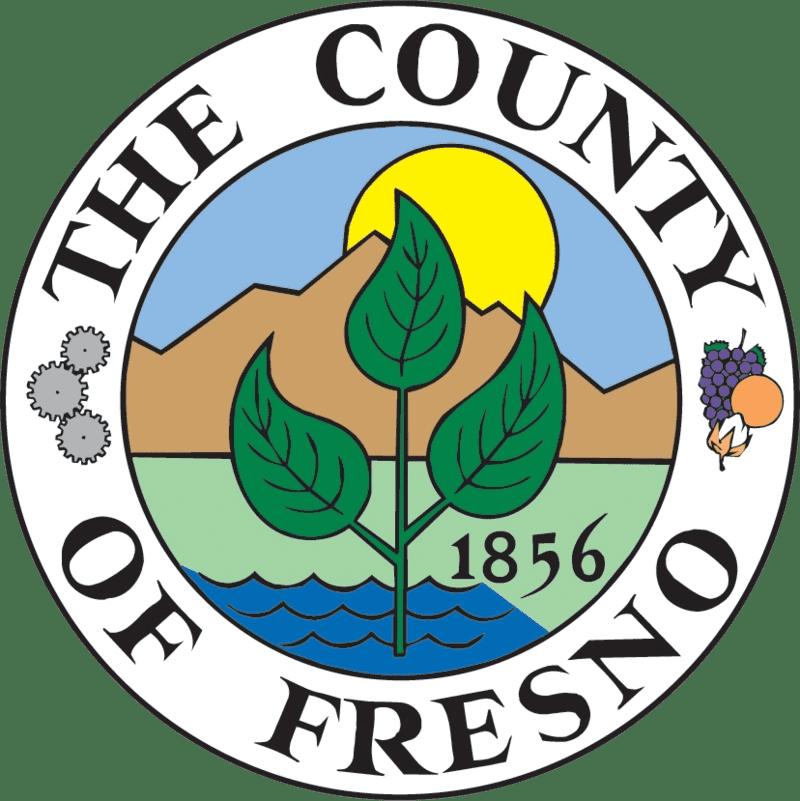 logo of County of Fresno