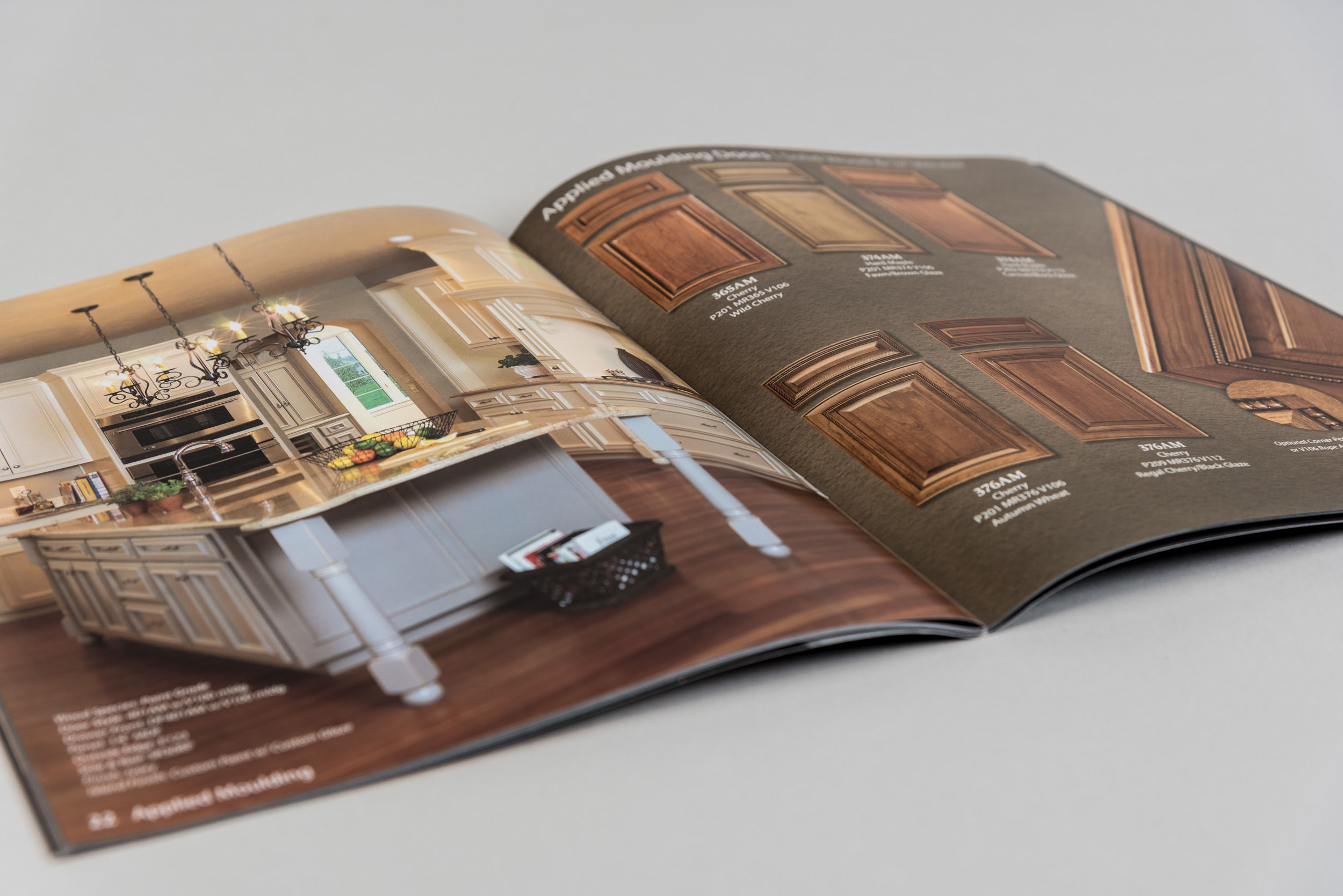 Valley Custom Door Product Catalog Spread 3