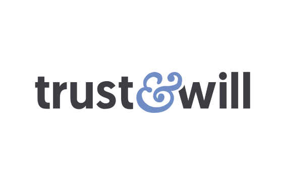 trust and will logo