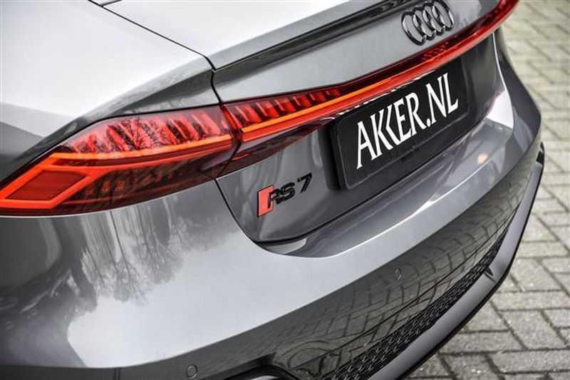 Audi RS7 DYNAMIC PLUS+PANO.DAK+DESIGNPAKKET (600 PK) afbeelding 21