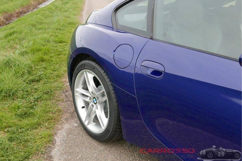 """BMW Z4 Coupé 3.2 M Xenon, 18""""LM, 65.683 km, Interlagos Blauw-Metallic afbeelding 21"""