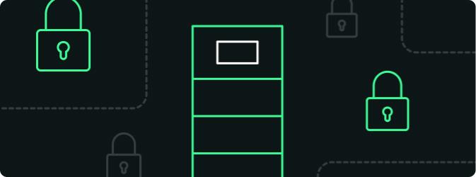 Schématisation de la livraison confidentielle de prescriptions grâce aux codes électroniques uniques des casiers intelligents