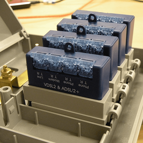 Universal VDSL2 Splitter-4 product image
