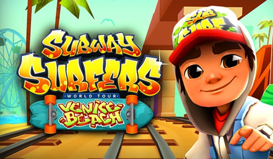 Download the All-New Subway Surfers Apk Mod for Free