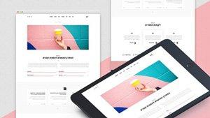 עיצוב אתר רספונסיבי - דף אודות