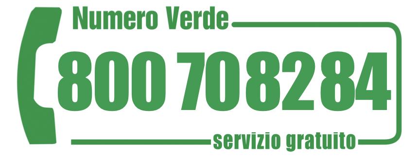 CORUS numero verde