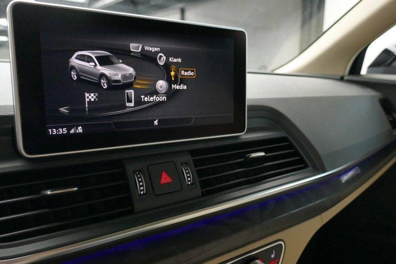 """Audi Q5 2.0 TDI quattro Design Panorama - 20""""LM afbeelding 20"""