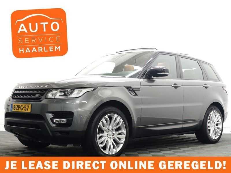 Land Rover Range Rover Sport 3.0 TDV6 259pk HSE Dynamic 7pers- Panoramadak, Leer, Softclose, Full