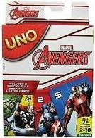 Marvel Avengers Uno (2014)